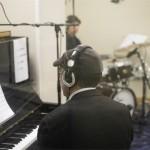 Belle Rose Jazz Quartet grava a El Local Estudi de Gravació a Bescanó, Girona