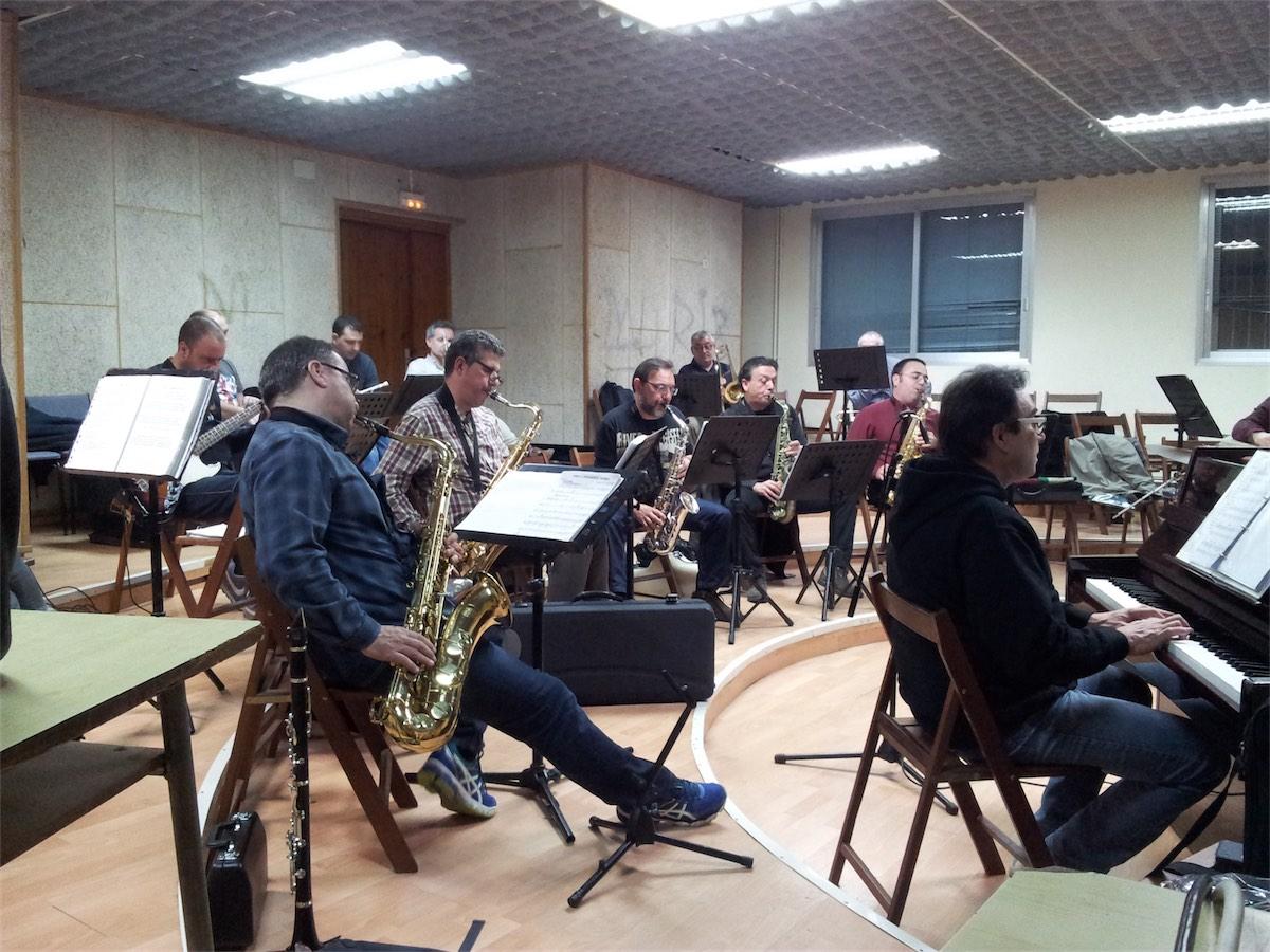 LA VBELLA BANDA - El Local estudi de gravació, Bescanó, Girona