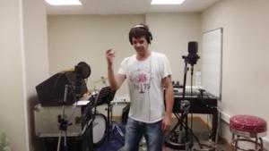 """El Local Estudi de Gravació. Besacnó. Girona.Hormigón. Un projecte de rock en format """"Powertrio"""" amb Fonso Castillo, Pedrito Martínez i Marc Marquès"""