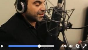 """""""Reportatge del que ha estat l'enregistrament d'Hormigón"""""""