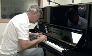 """""""Reportatge de la gravació de Gennady Dzubenko interpretant Liszt i Kalinnikov a El Local Estudi"""""""
