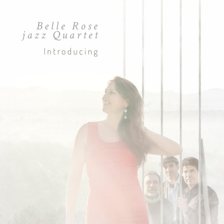 Belle Rose Jazz Quartet, enregistrat als estudis el Local de Bescanó, Girona.