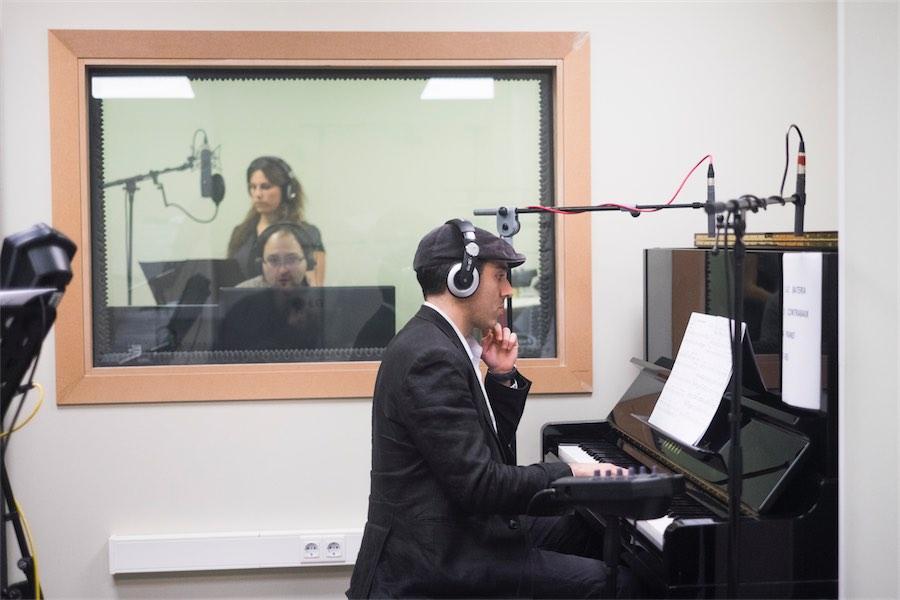 Vídeo Making Off de la gravació de Belle Rose Jazz Quartet a El Local